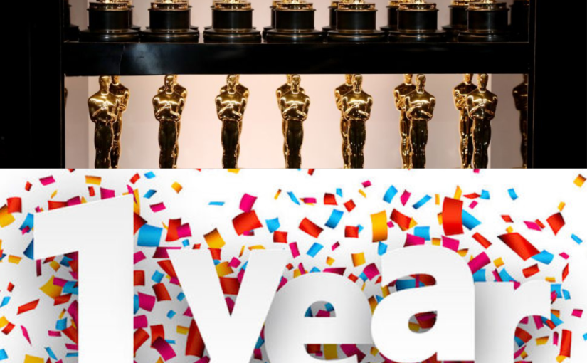 Oscar Reactions & One Year Anniversary
