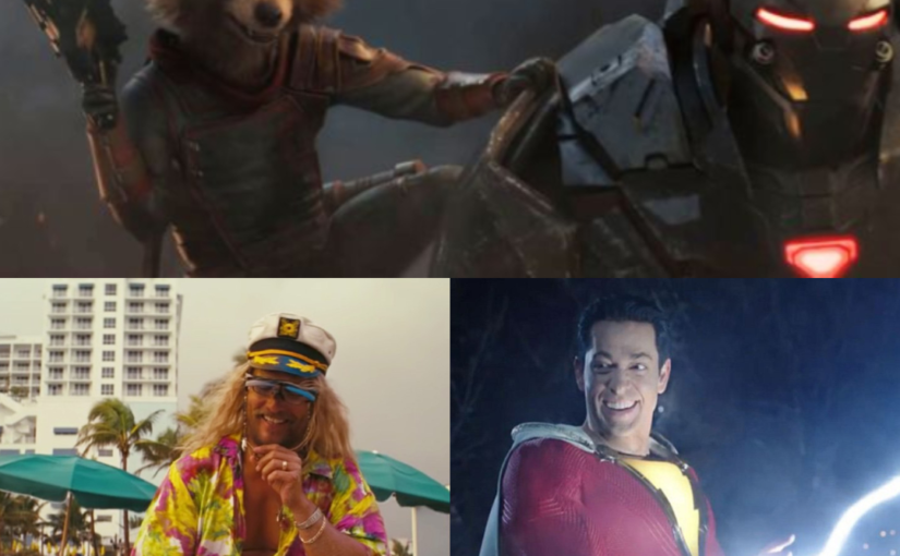 Endgame Tickets, Opening Night Movies, The Beach Bum and Shazam!