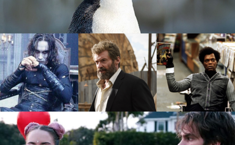 Penguins, Under the Silver Lake, and Some Non-MCU Superhero Movies