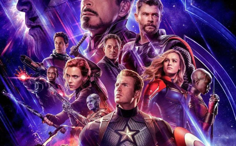 Avengers: Endgame SPOILERCAST